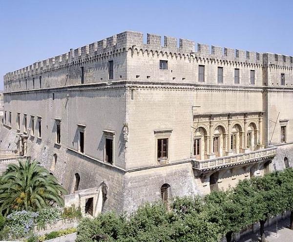 Foto Ville Storiche Puglia